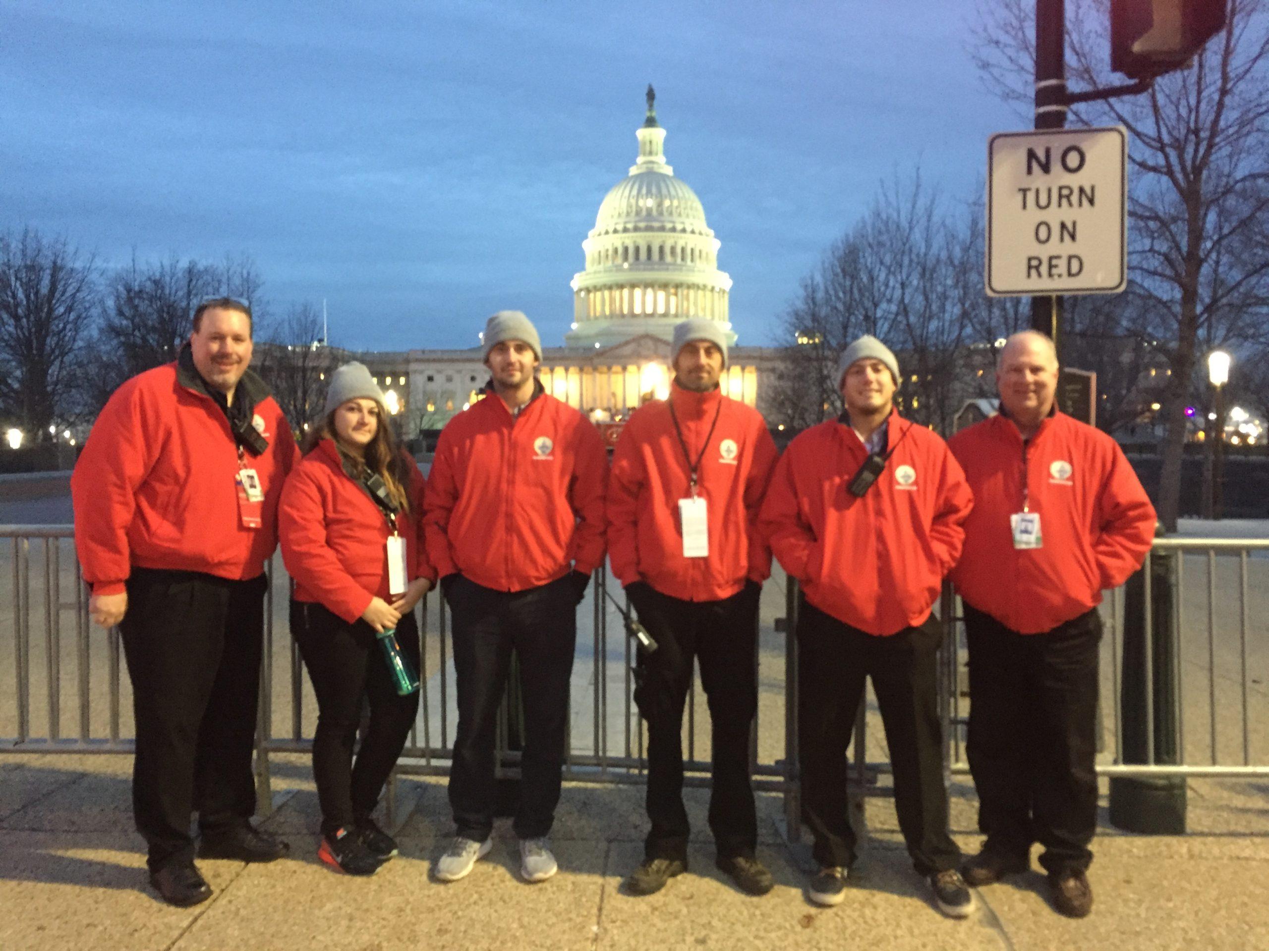 Morning Team on Capitol Hill